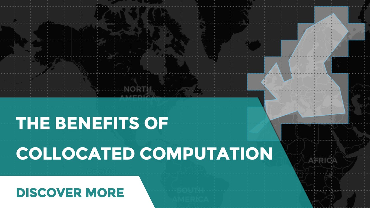 The benefits of collocated computation