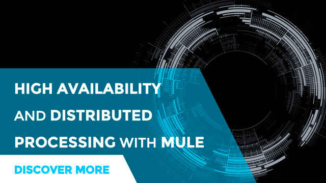 High Availability and Mule